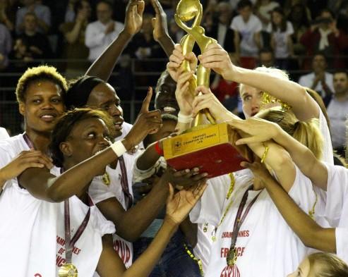 esbva championnes de france 2017